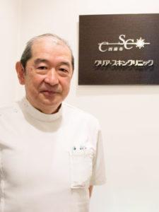 クリアスキンクリニック西麻布 院長 坂東行洋先生