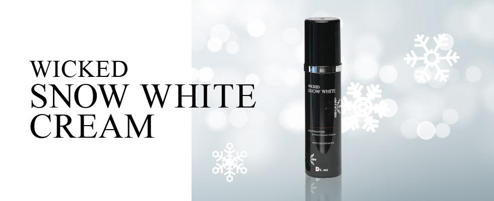 ウィキッド スノーホワイトクリーム WICKED SNOW WHITE CREAM