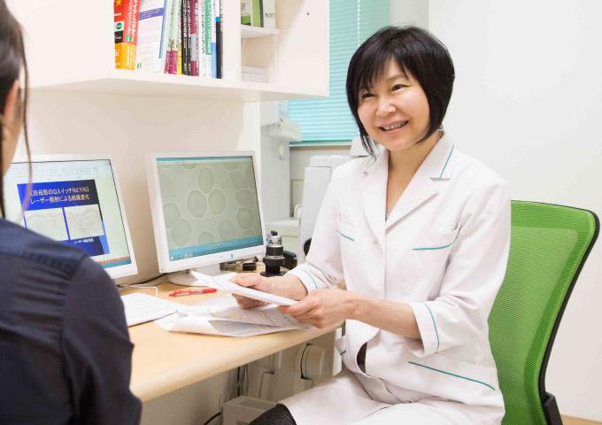 鈴木形成外科 院長 鈴木晴恵先生