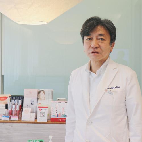ドクタースパ・クリニック 鈴木芳郎先生