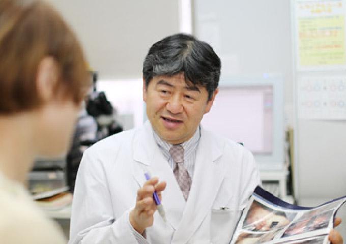 新宿南口皮膚科院長 乃木田俊辰先生