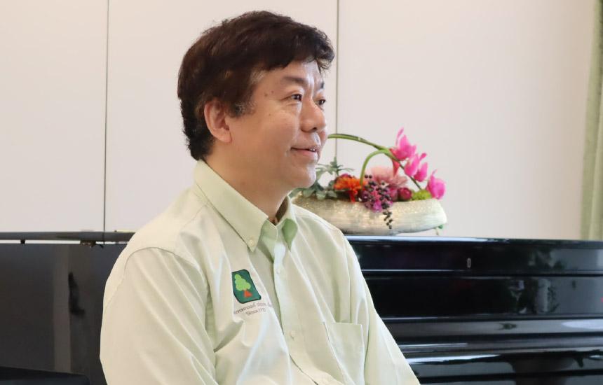 日本美容医療協会 青木律理事長
