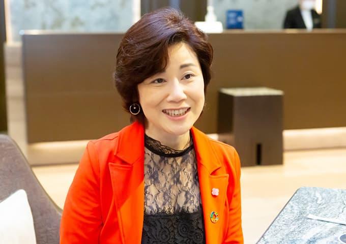 公益社団法人化粧療法協会 大石華法会長
