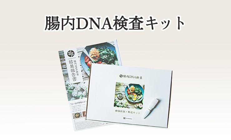 腸内DNA検査キット