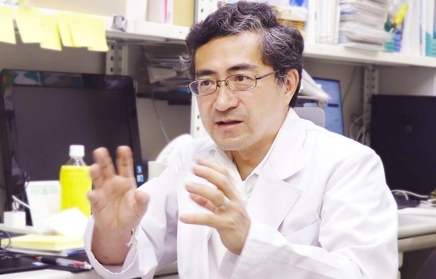 昭和大学薬学部教授 佐藤均先生