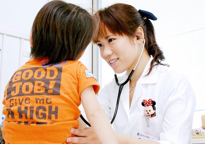 女医によるファミリークリニック 大井(竹中) 美恵子院長